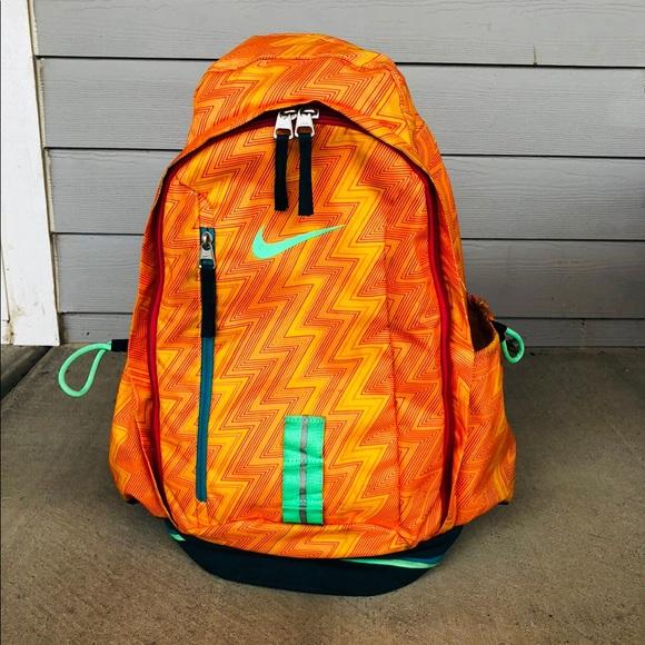6d89383180c Nike KD Fast Break Backpack Atomic Mango!